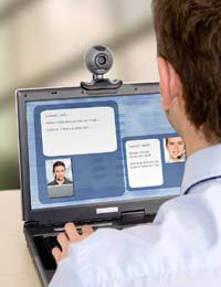 Web Conferencing Internet Communicate